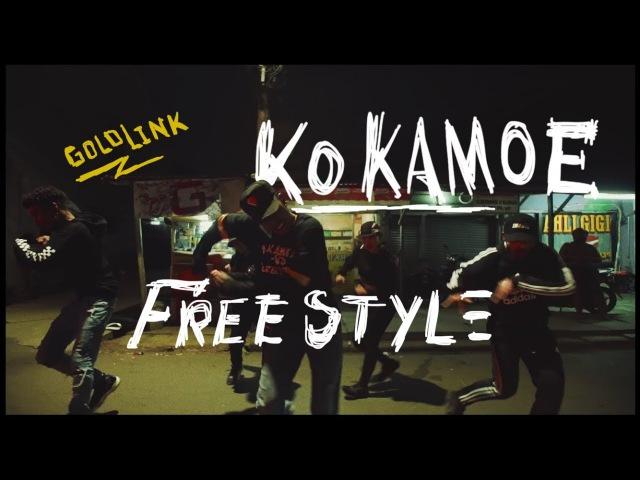 Goldlink - Kokamoe Freestyle   Shay Latukolan x Young Crew