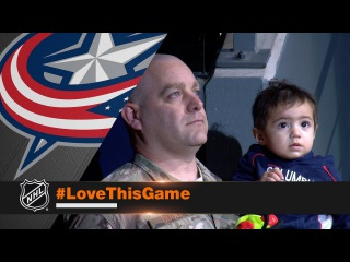 Master Sergeant Matthew Dodge returns to surprise family in Columbus
