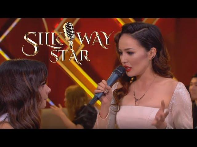 Silk Way Star - День 2-й - Первый конкурсный тур - Хит Казахстана на родном языке
