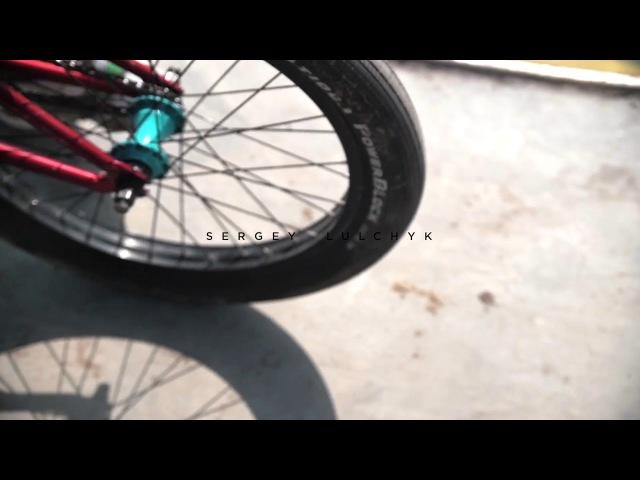 Sergey Lulchyk Rivne BMX