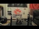 Dan Fleming Flask lift one hand 49.48kg and 50.03kg (BW81,5kg)