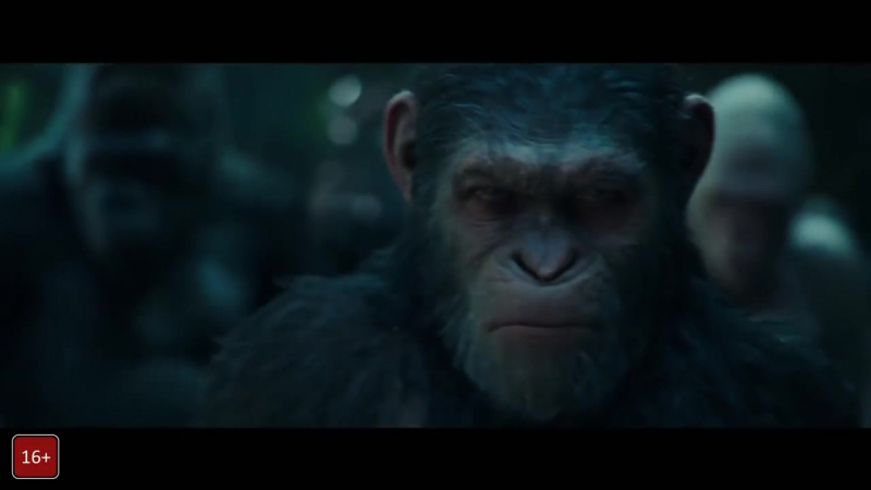 Планета обезьян: Война / War for the Planet of the Apes ( 2017) Official Trailer