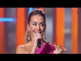 Блестящие - Знаешь, милый (Жанна Фриске и Гарик Мартиросян – ведущие концерта Новые Песни о Главном 2008)
