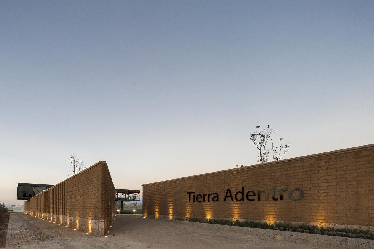 Tierra Adentro Garden and Restaurant / Fernanda Reyes