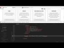 Создание сайта с нуля. Урок 24 Верстка. Контакты