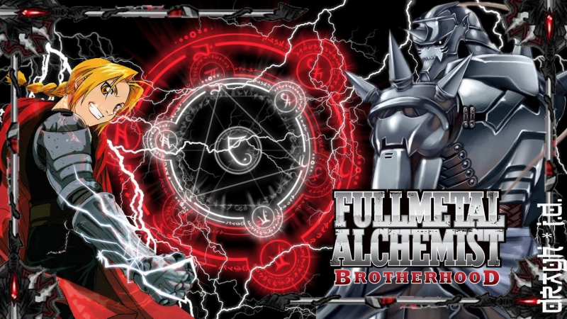 Цельнометаллический Алхимик: Братство / FullMetal Alchemist: Brotherhood [46-64 из 64] (2009) - Part 4