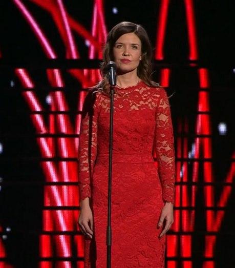 Наталья Герасимова Ария Лауры Голос 6 сезон первый четвертьфинал 8 декабря 2017