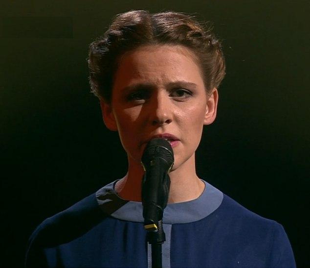 Лора Горбунова Панамки Голос 6 сезон первый четвертьфинал 8 декабря 2017