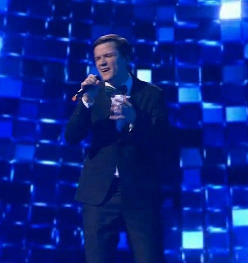 Михаил Гришунов For your love Голос 6 сезон первый четвертьфинал 8 декабря 2017