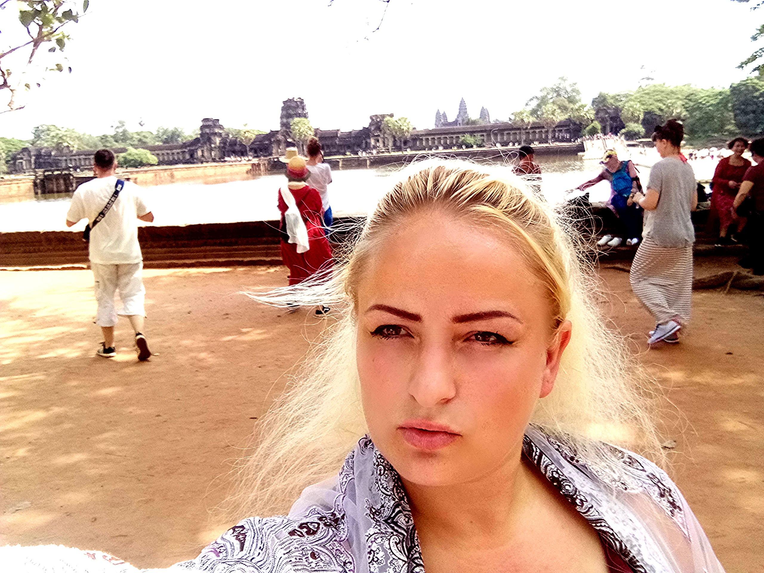 Елена Руденко (Валтея). Камбоджа. Ангкор. G1fSi6C7hYA