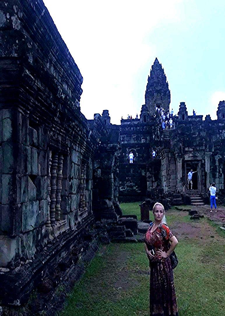 Елена Руденко (Валтея). Камбоджа. Ангкор. 38ZxamYkbjA