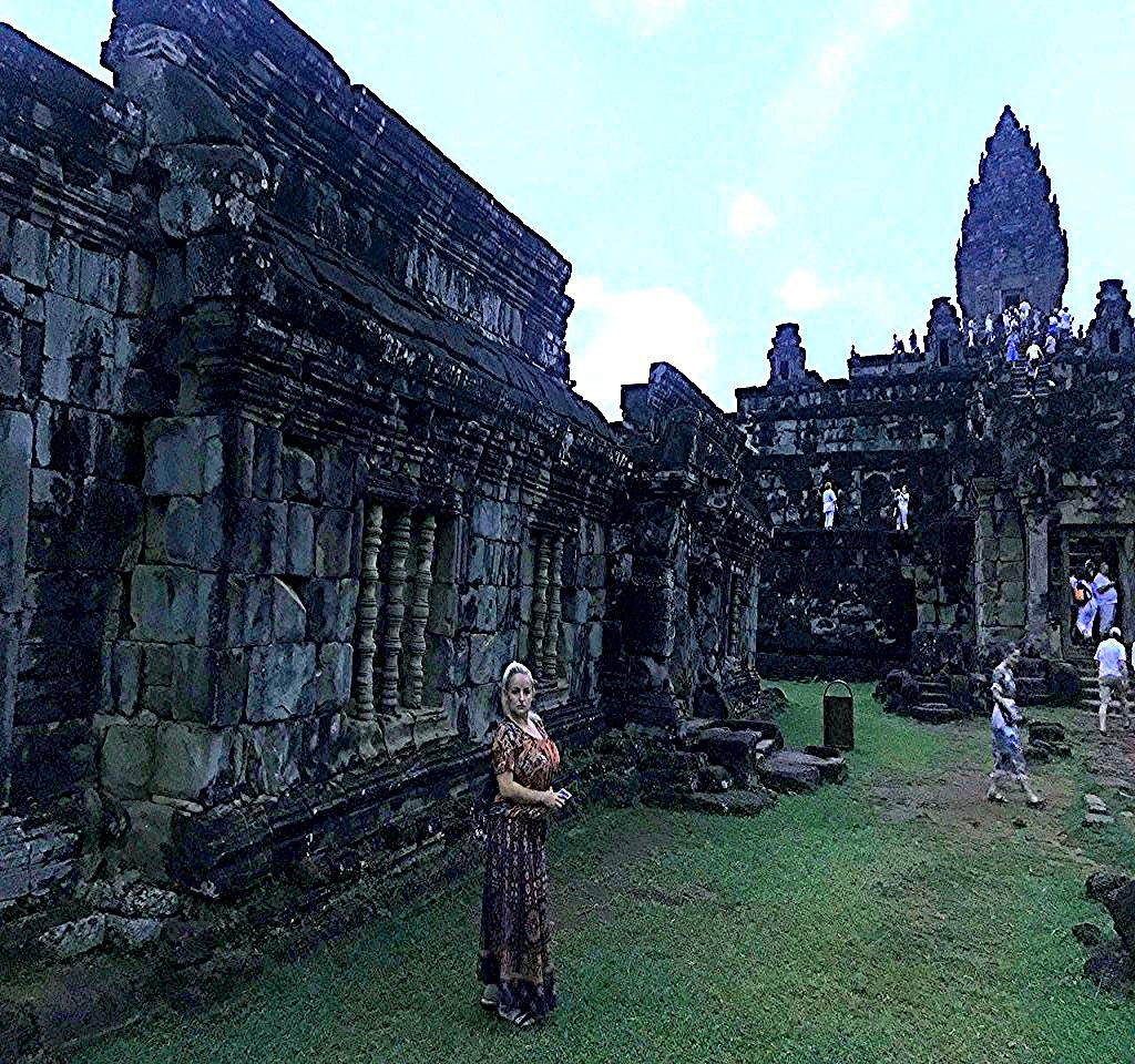 Елена Руденко (Валтея). Камбоджа. Ангкор. OnxJG480s6s