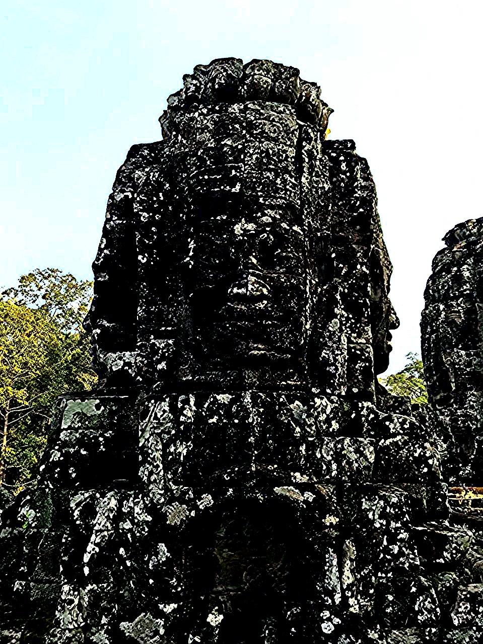 Елена Руденко (Валтея). Камбоджа. Ангкор. QV2wtA1x4k4