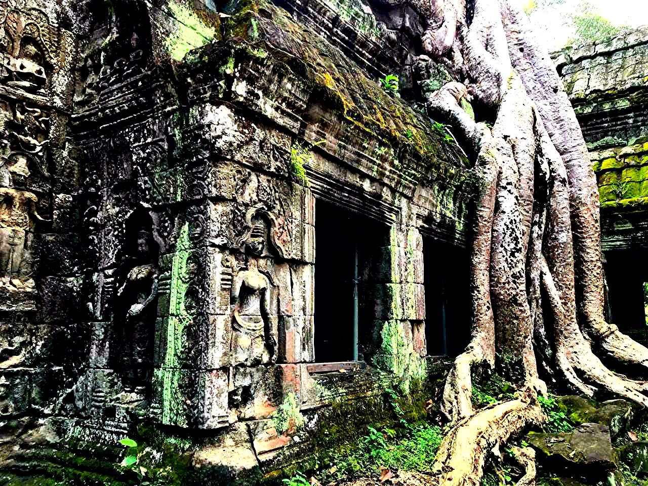 Елена Руденко (Валтея). Камбоджа. Ангкор. 3F_PlCOCqqo