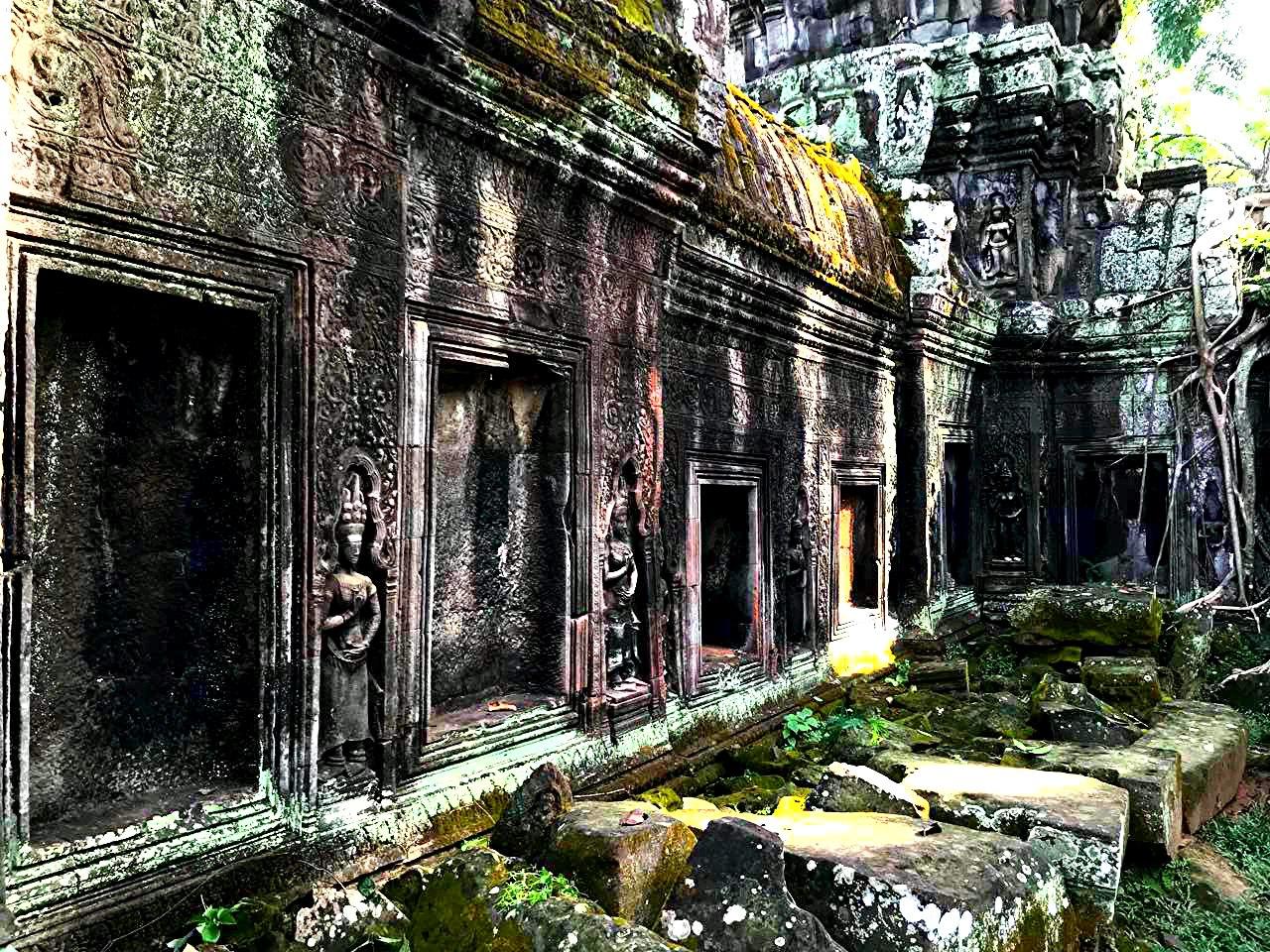 Елена Руденко (Валтея). Камбоджа. Ангкор. LJ1PTPcxa90