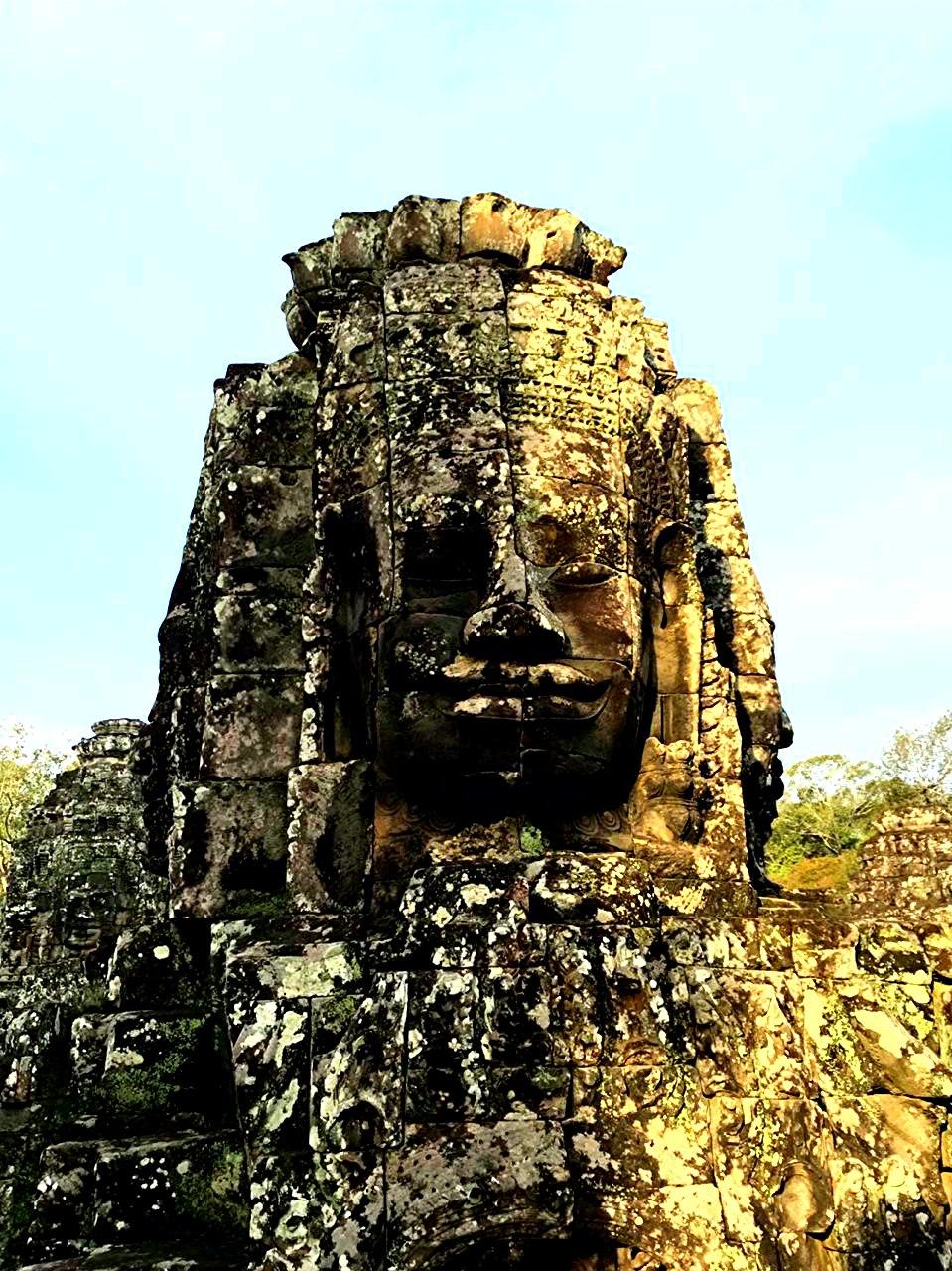 Елена Руденко (Валтея). Камбоджа. Ангкор. TrLI8DEEoWI