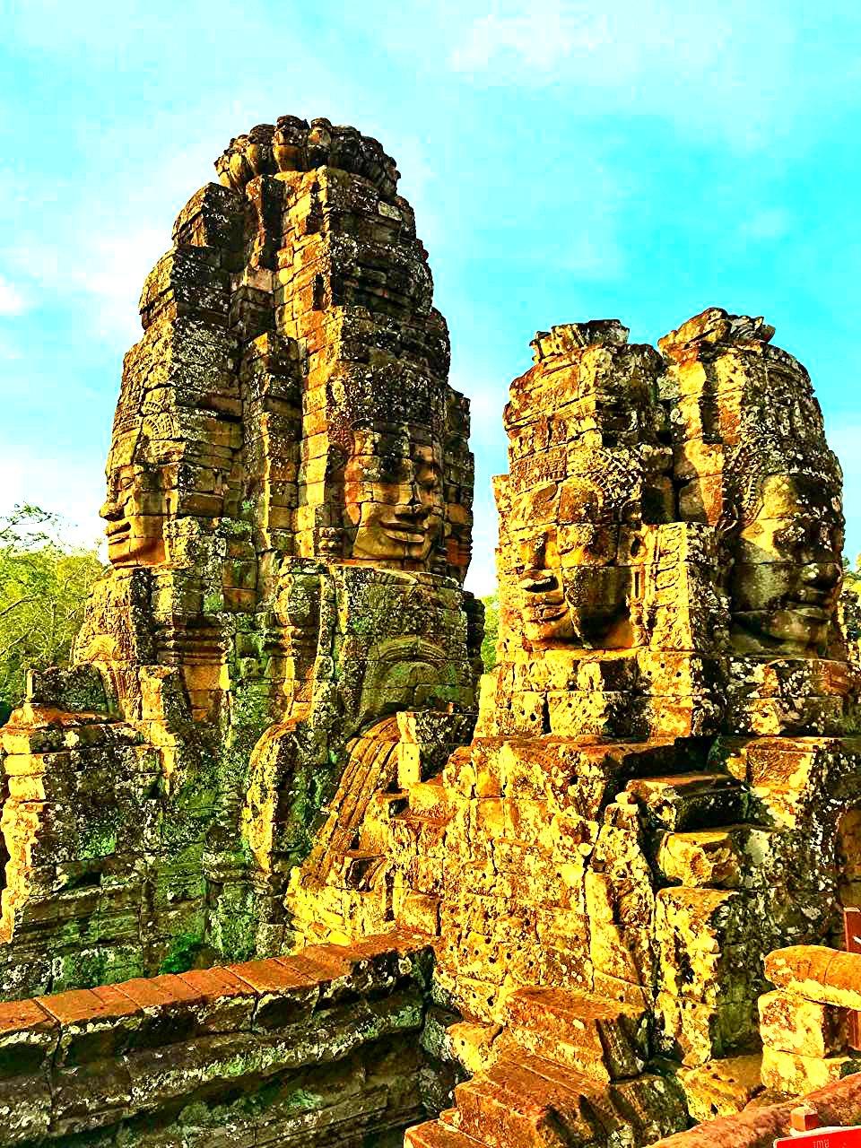 Елена Руденко (Валтея). Камбоджа. Ангкор. GHXBO7J9BD8