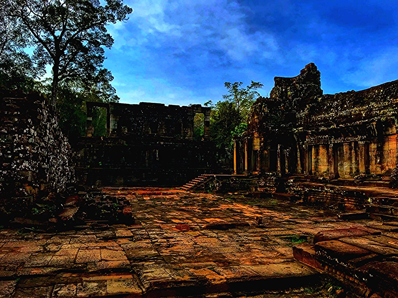 Елена Руденко (Валтея). Камбоджа. Ангкор. Ad4gHxHI5Kg