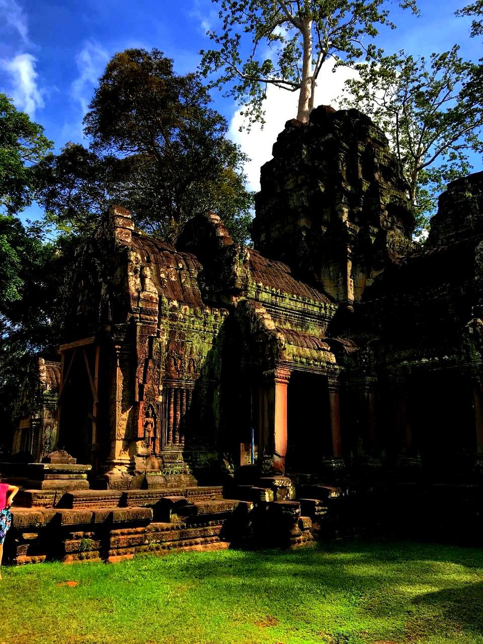 Елена Руденко (Валтея). Камбоджа. Ангкор. 68YPwiwxpOs