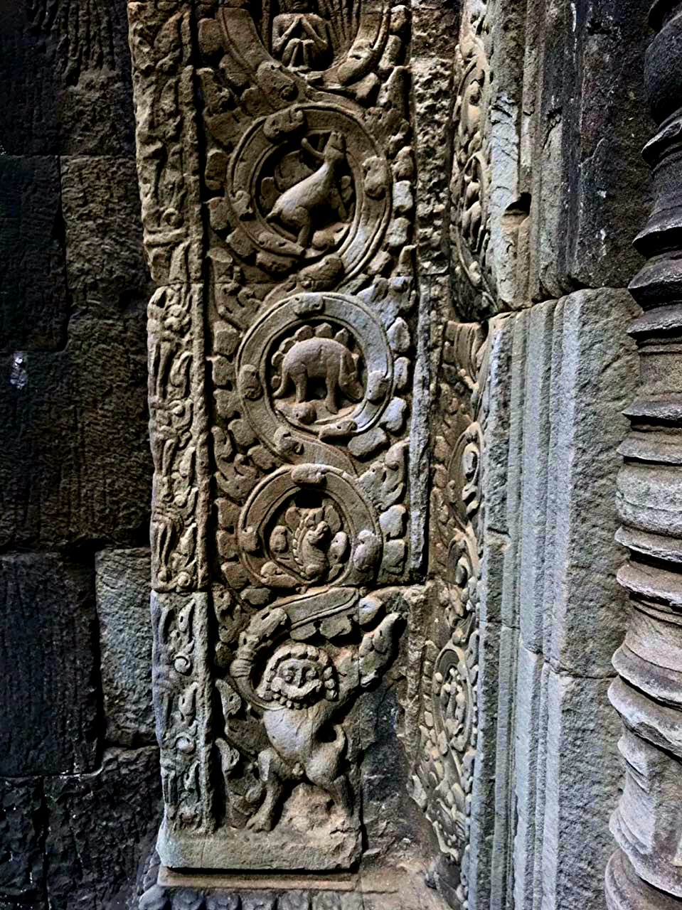 Елена Руденко (Валтея). Камбоджа. Ангкор. J9EcXlEmUxk