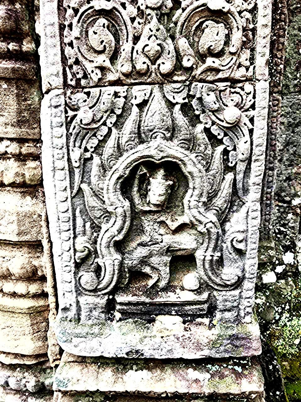 Елена Руденко (Валтея). Камбоджа. Ангкор. B_PEWPzGv4w