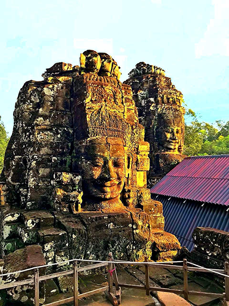 Елена Руденко (Валтея). Камбоджа. Ангкор. V-tyRaECRbA