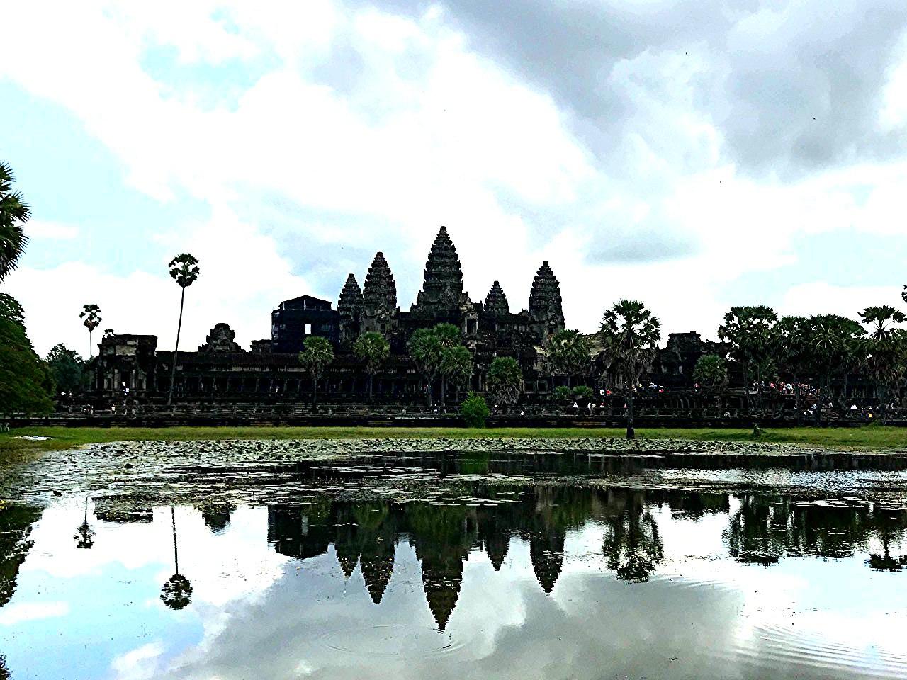 Елена Руденко (Валтея). Камбоджа. Ангкор. VA299fMVuOA
