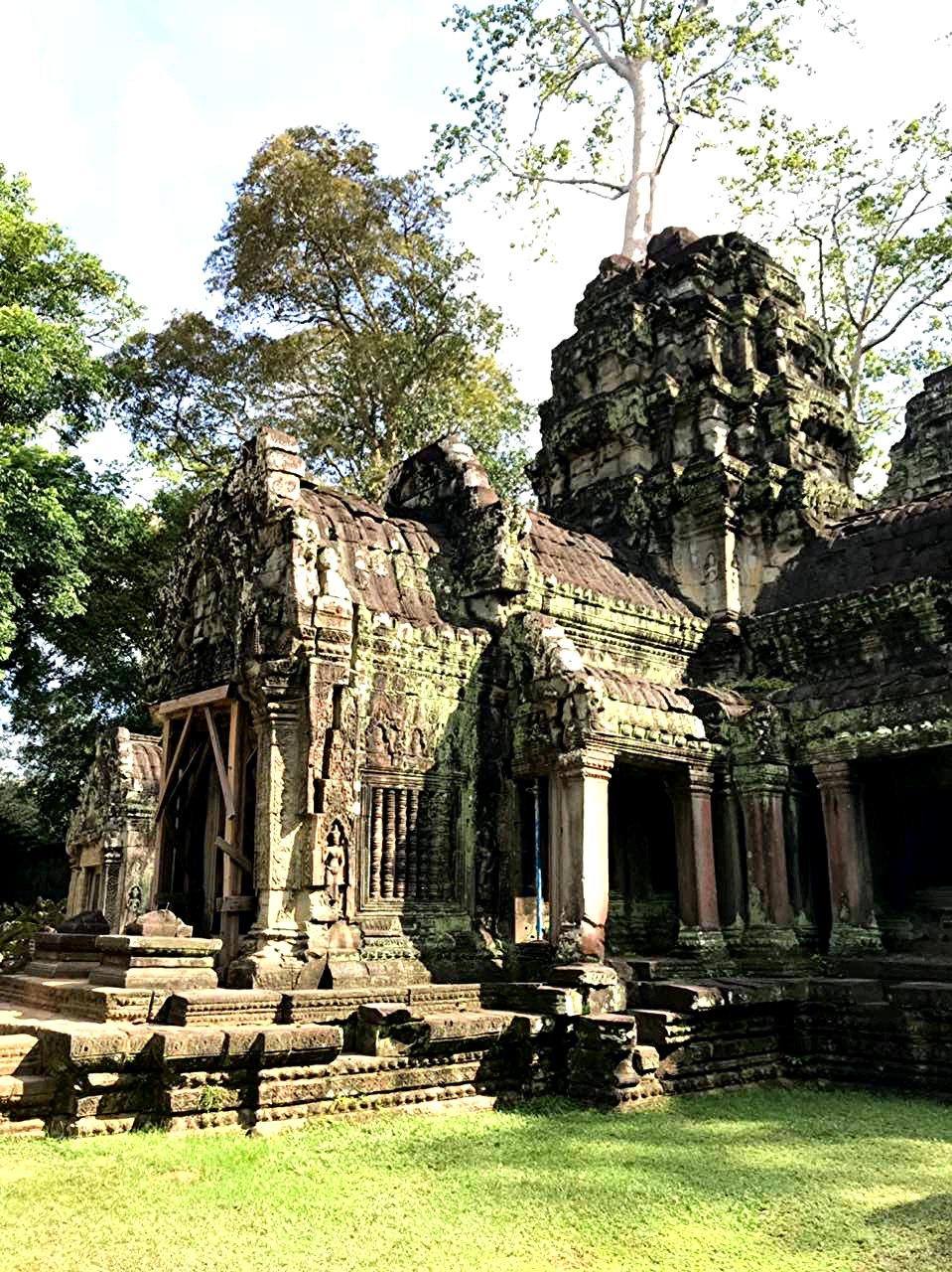 Елена Руденко (Валтея). Камбоджа. Ангкор. 4uGuT4Qqa9E