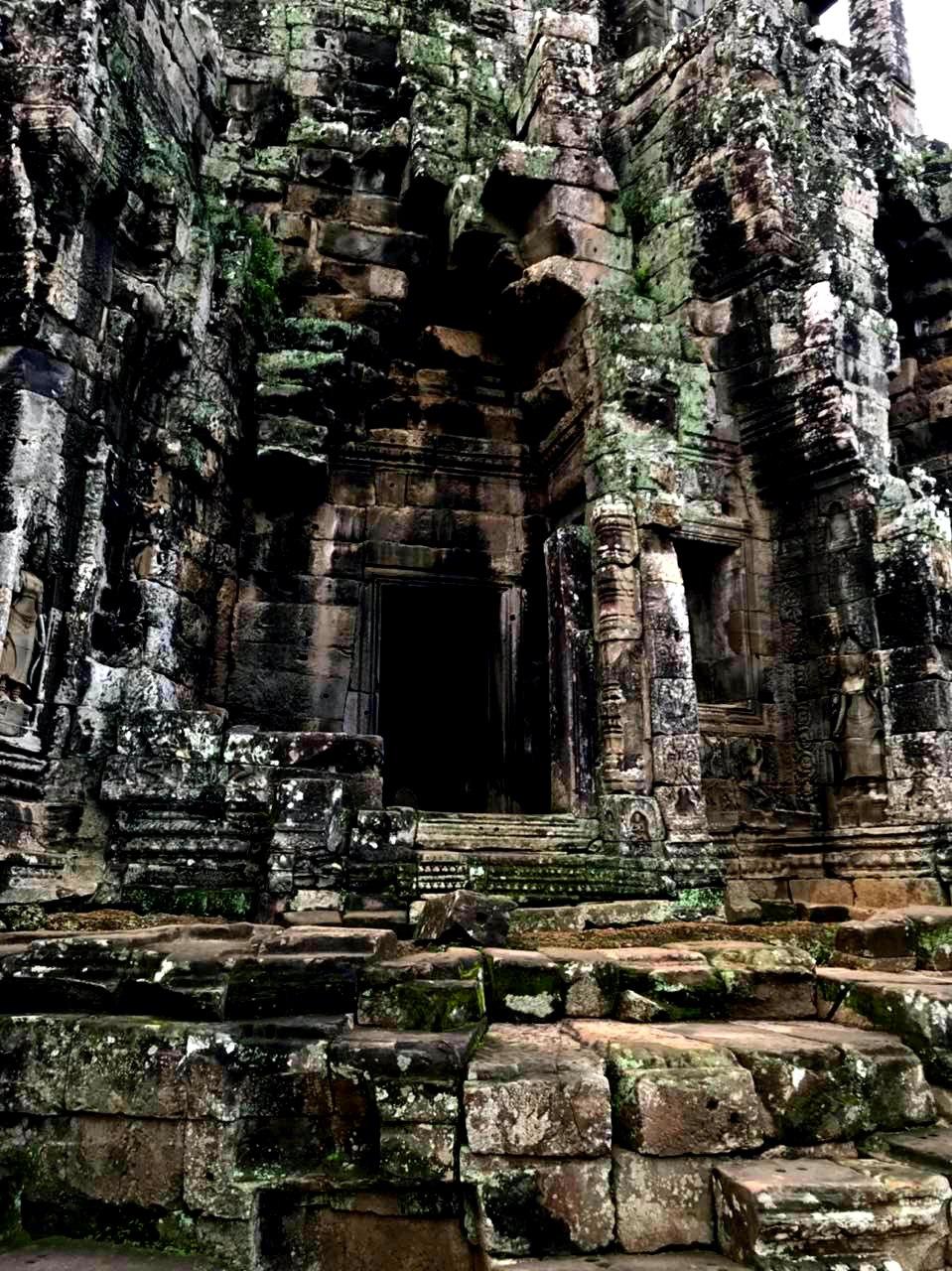Елена Руденко (Валтея). Камбоджа. Ангкор. P5k78M32oEg