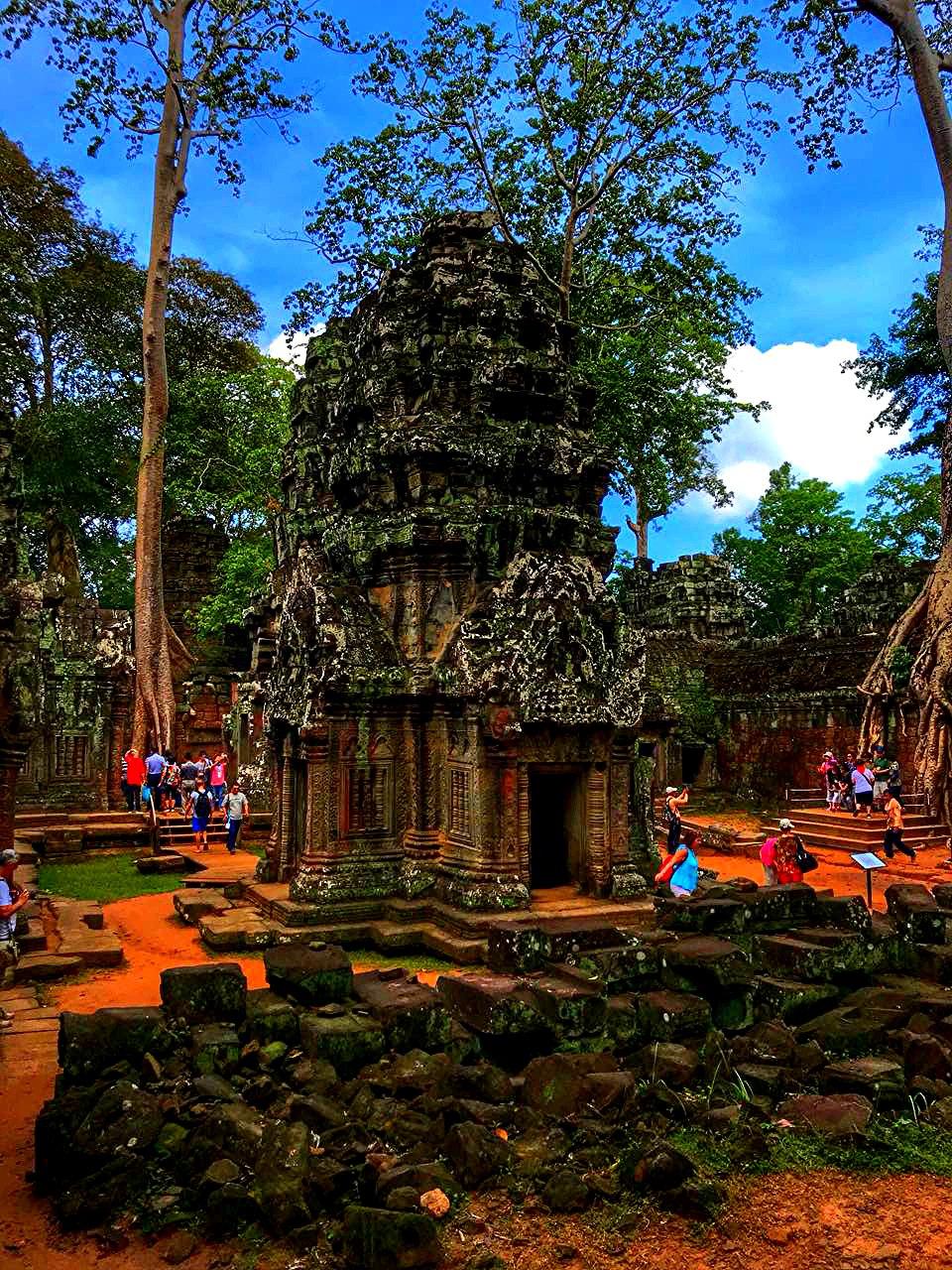 Елена Руденко (Валтея). Камбоджа. Ангкор. Brx8fvFyxXg