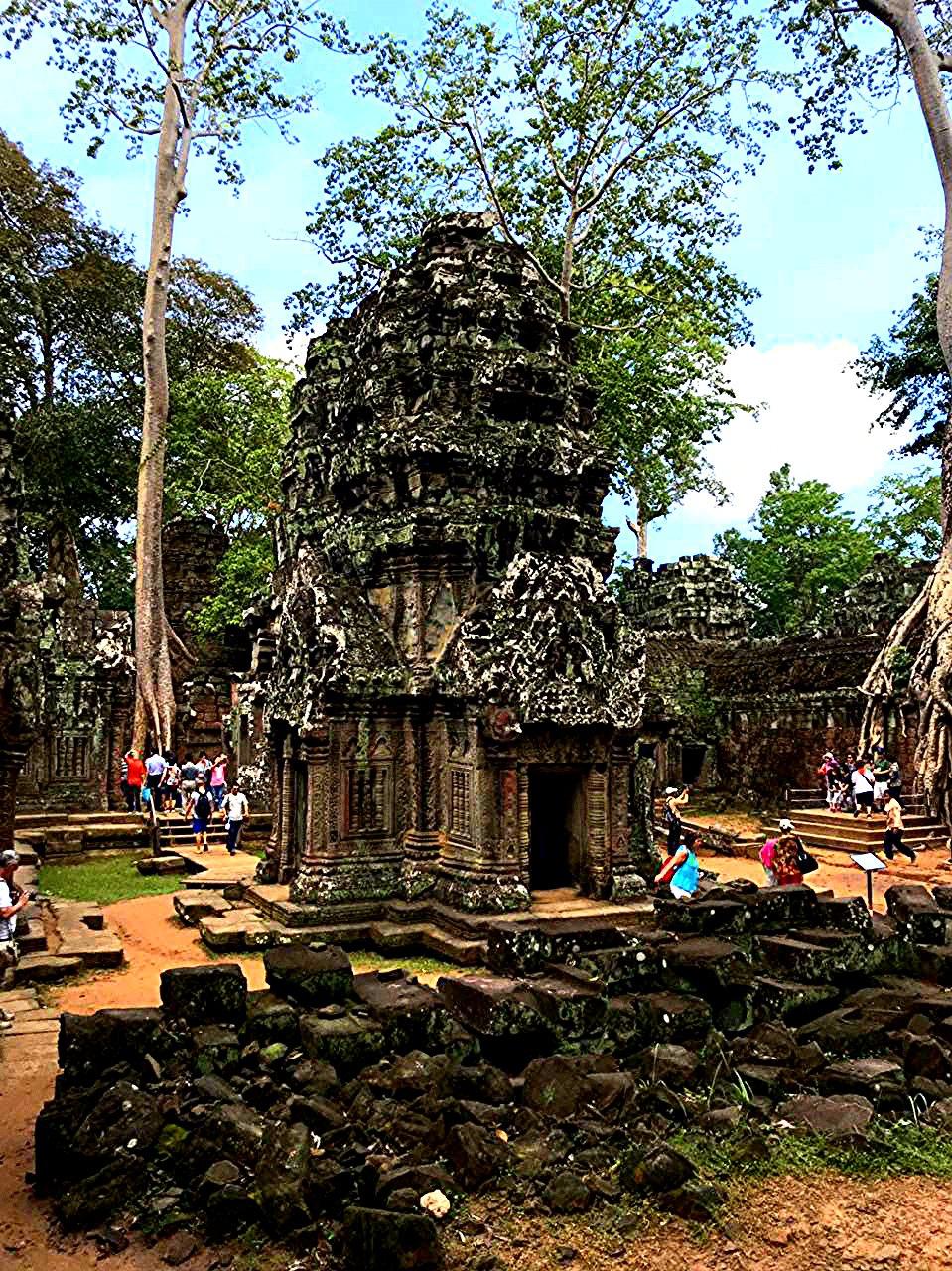 Елена Руденко (Валтея). Камбоджа. Ангкор. -m6VXF3pQ8s
