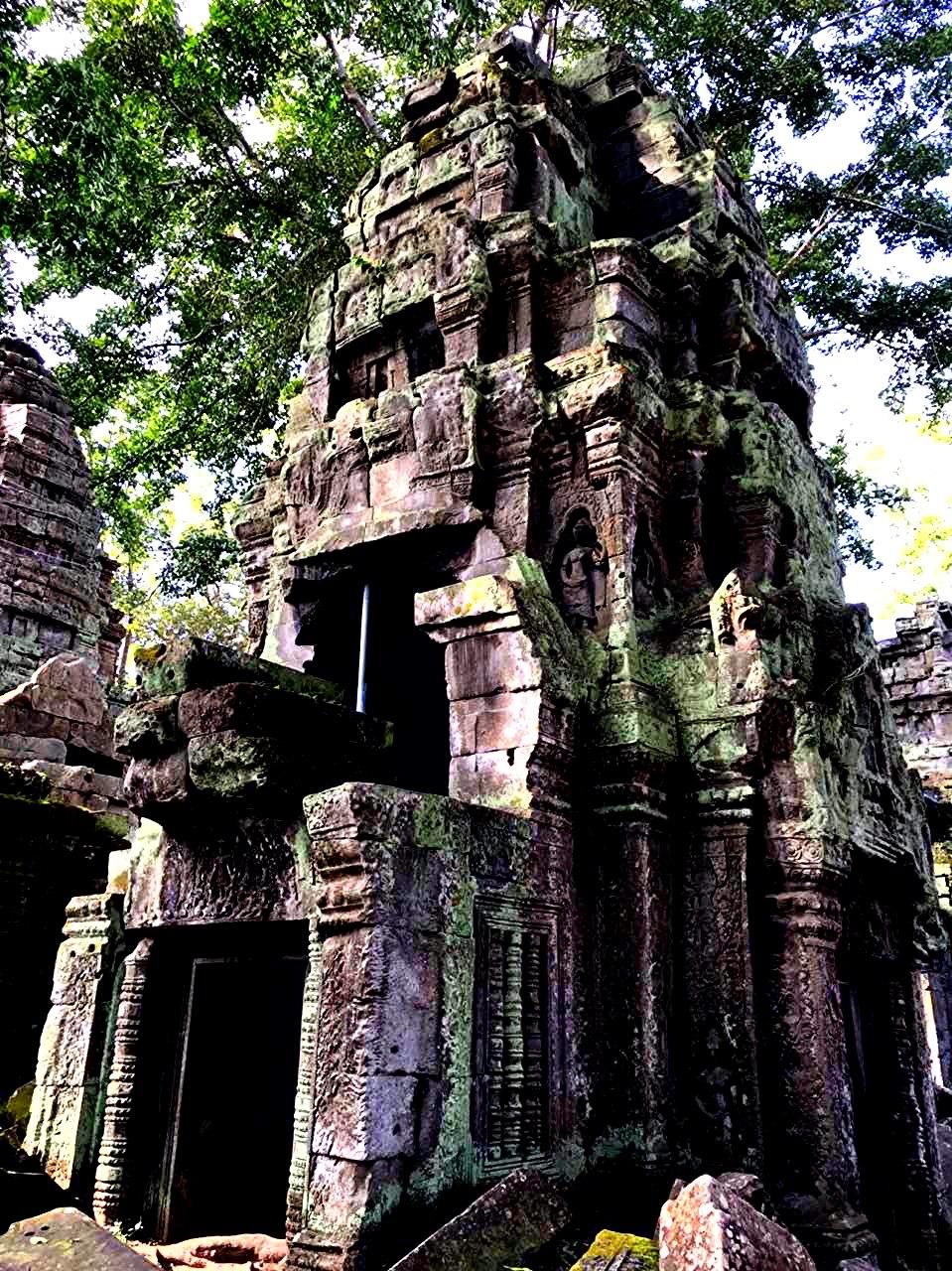 Елена Руденко (Валтея). Камбоджа. Ангкор. H7HAXAxv7uI