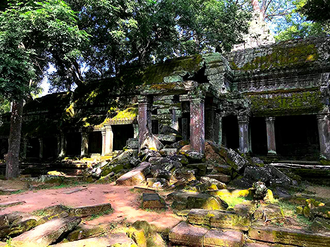 Елена Руденко (Валтея). Камбоджа. Ангкор. P8wyaiaefL4