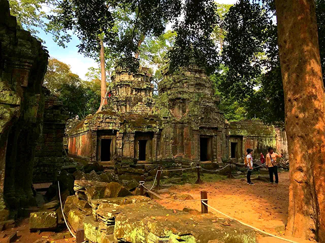 Елена Руденко (Валтея). Камбоджа. Ангкор. EOk5BVkYY8Q