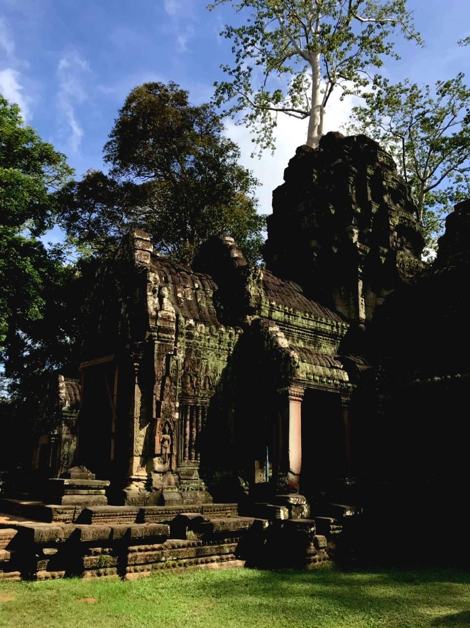 Елена Руденко (Валтея). Камбоджа. Ангкор. JHuFqtVWjD0