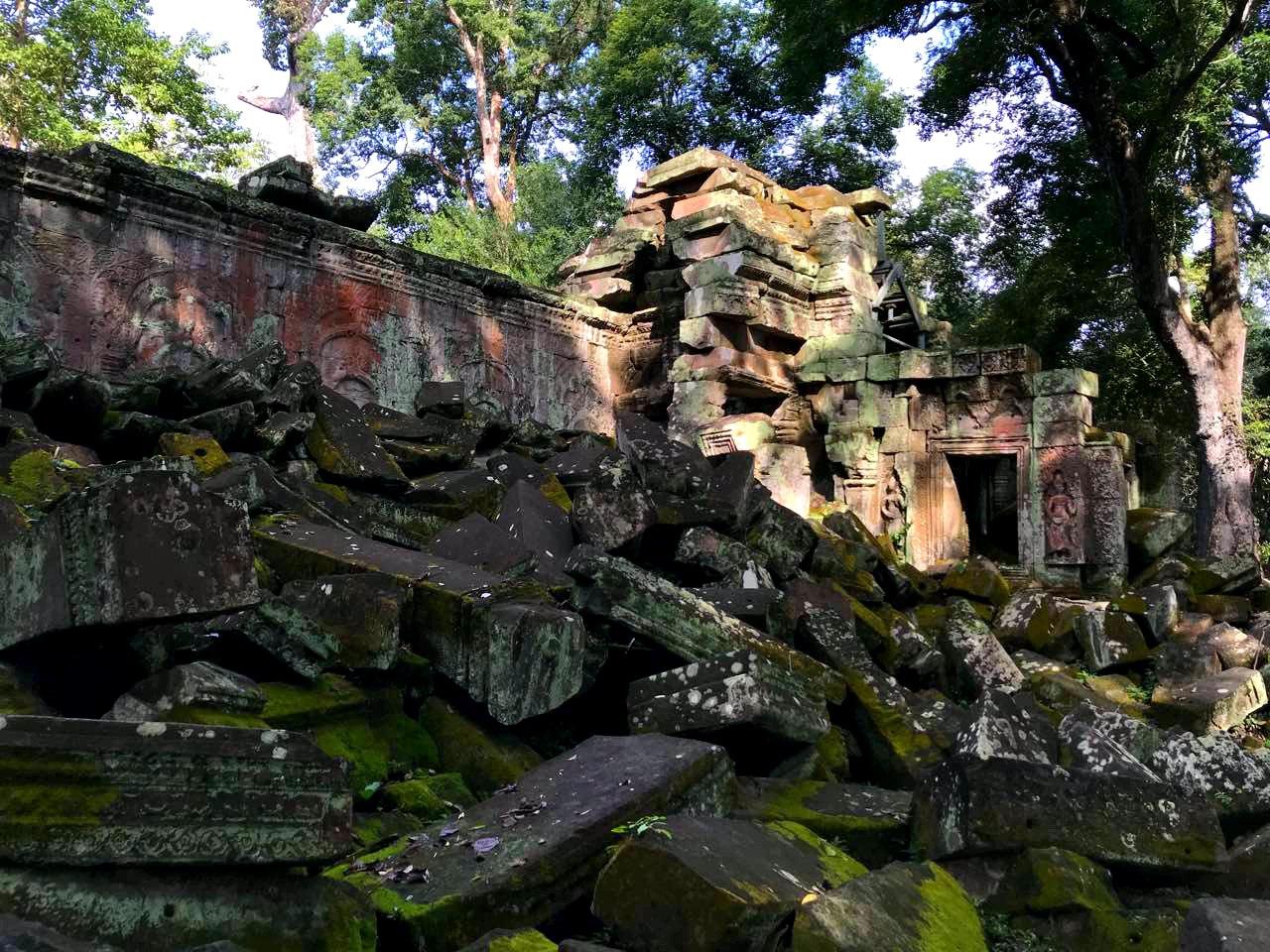 Елена Руденко (Валтея). Камбоджа. Ангкор. X_MyKJRY0hc