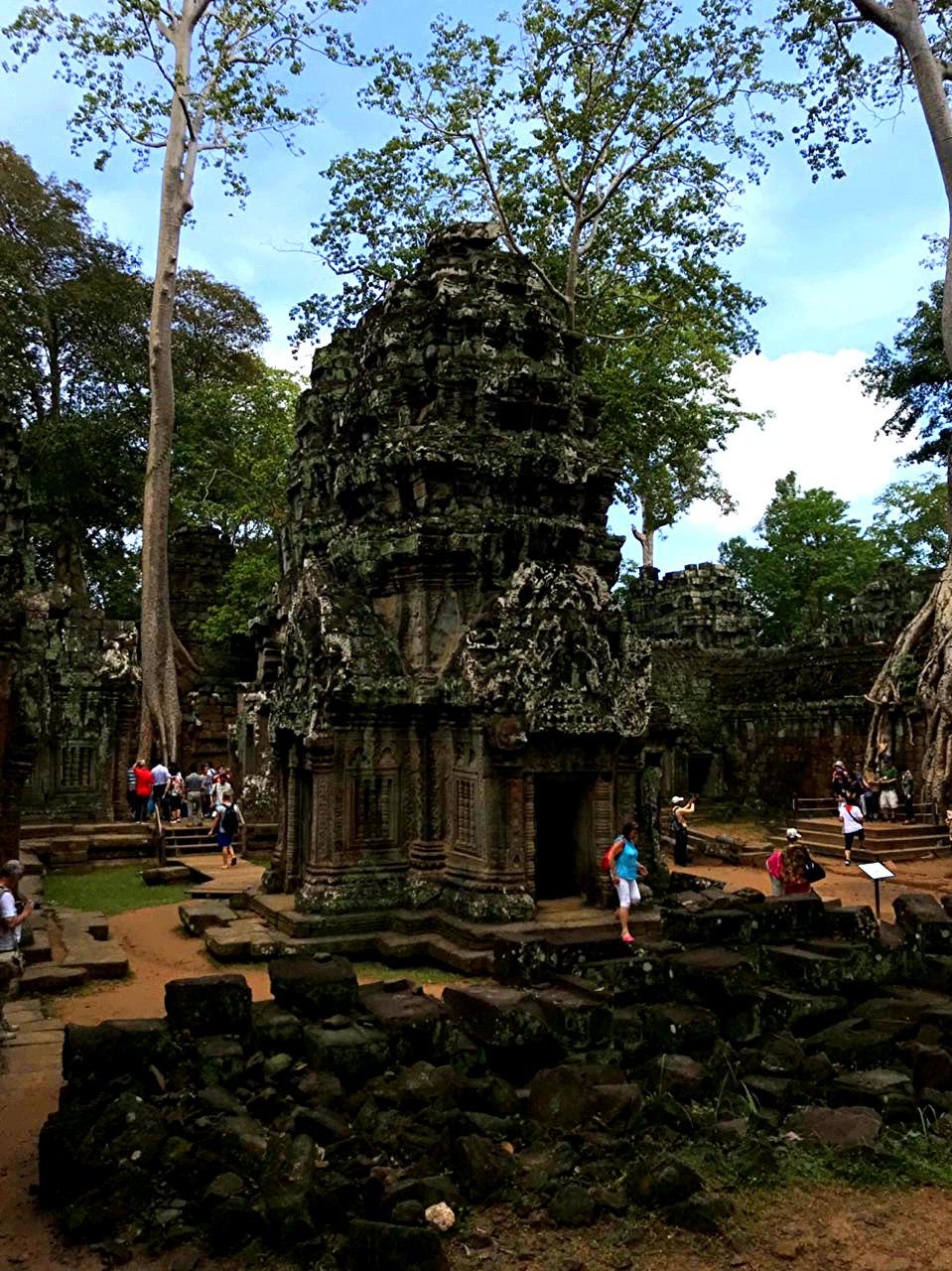 Елена Руденко (Валтея). Камбоджа. Ангкор. 3OQKMH1xfgo