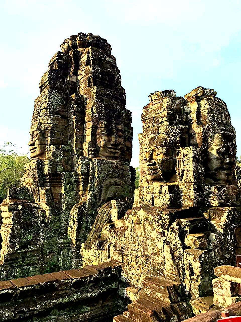 Елена Руденко (Валтея). Камбоджа. Ангкор. QRLIk0imWHg