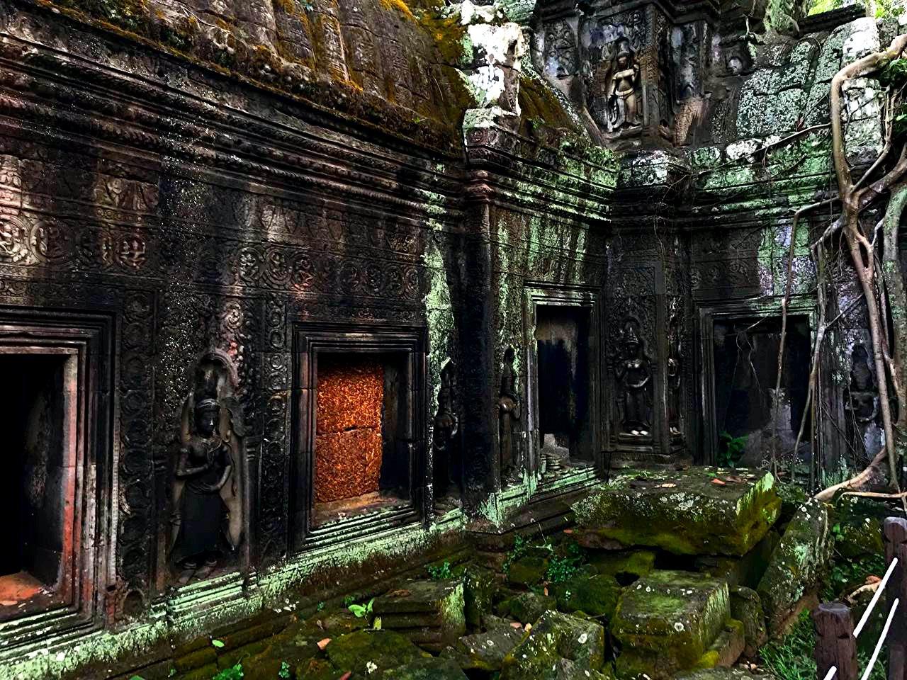 Елена Руденко (Валтея). Камбоджа. Ангкор. Efp3OHVJ4x0