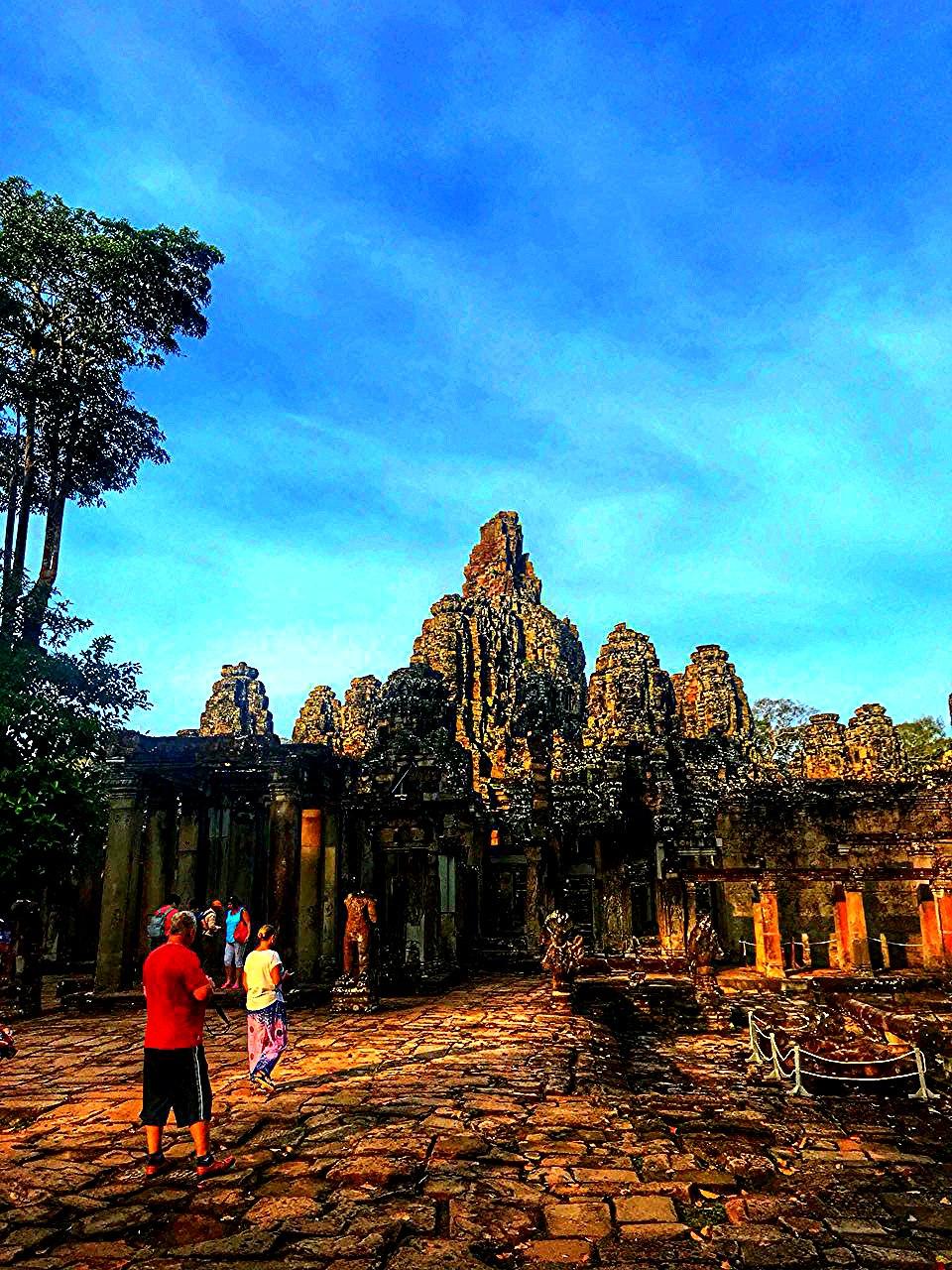 Елена Руденко (Валтея). Камбоджа. Ангкор. YxSCIklEWLs