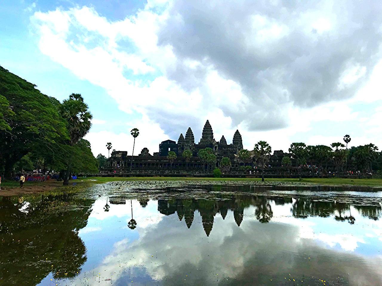 Елена Руденко (Валтея). Камбоджа. Ангкор. RhuA5aJBeQI