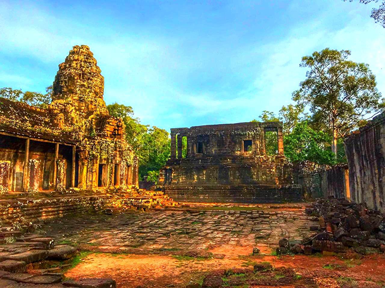 Елена Руденко (Валтея). Камбоджа. Ангкор. - Страница 2 MQCpGiyU_yc