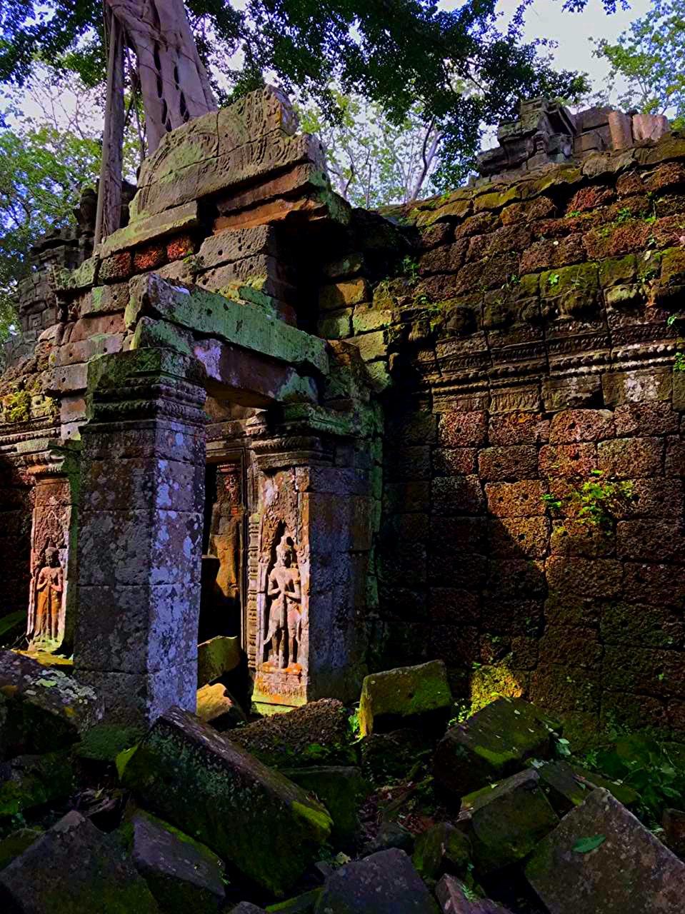 Елена Руденко (Валтея). Камбоджа. Ангкор. - Страница 2 26oOnhY91Rk