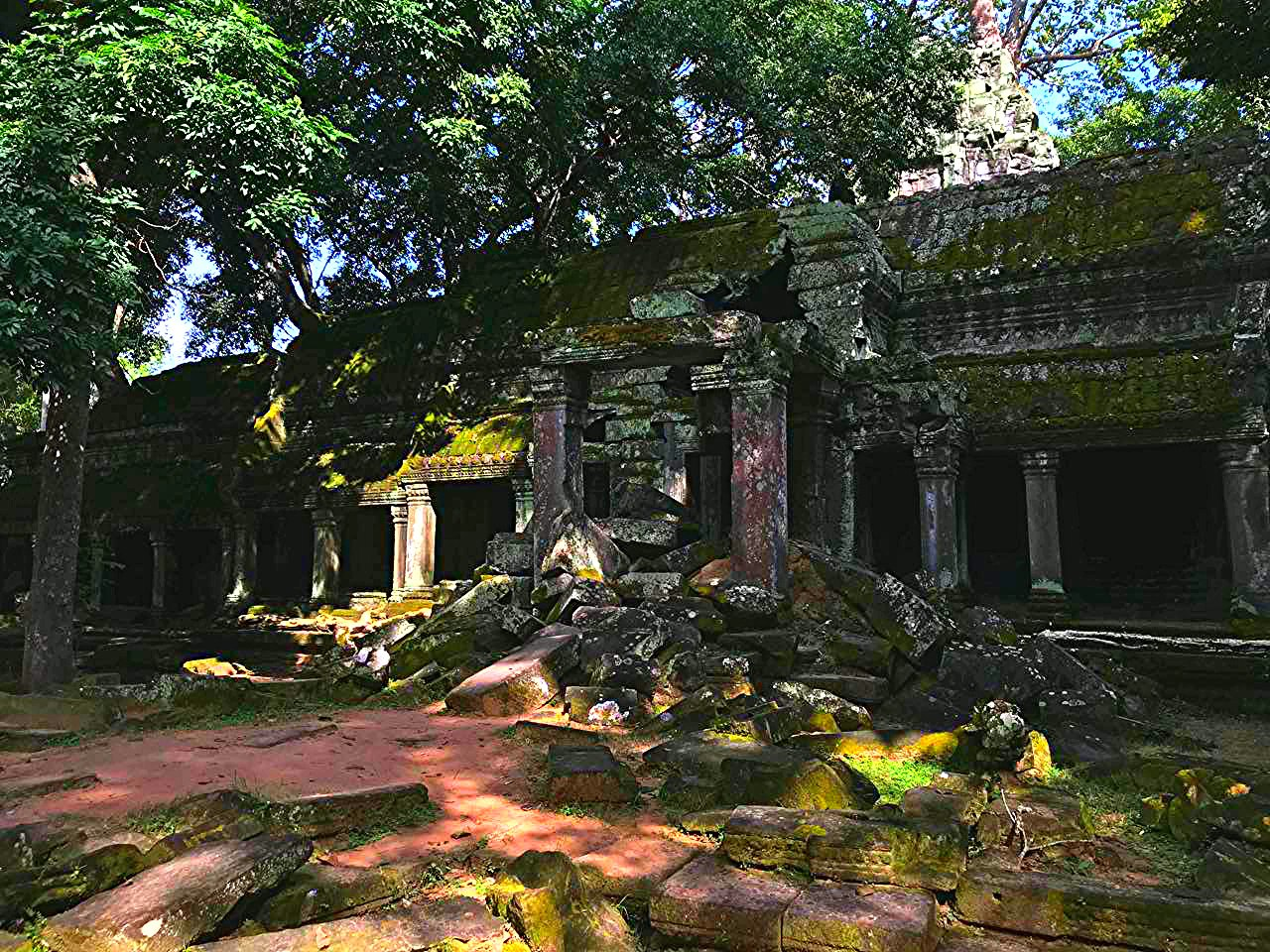 Елена Руденко (Валтея). Камбоджа. Ангкор. - Страница 2 Nid20woxlTs