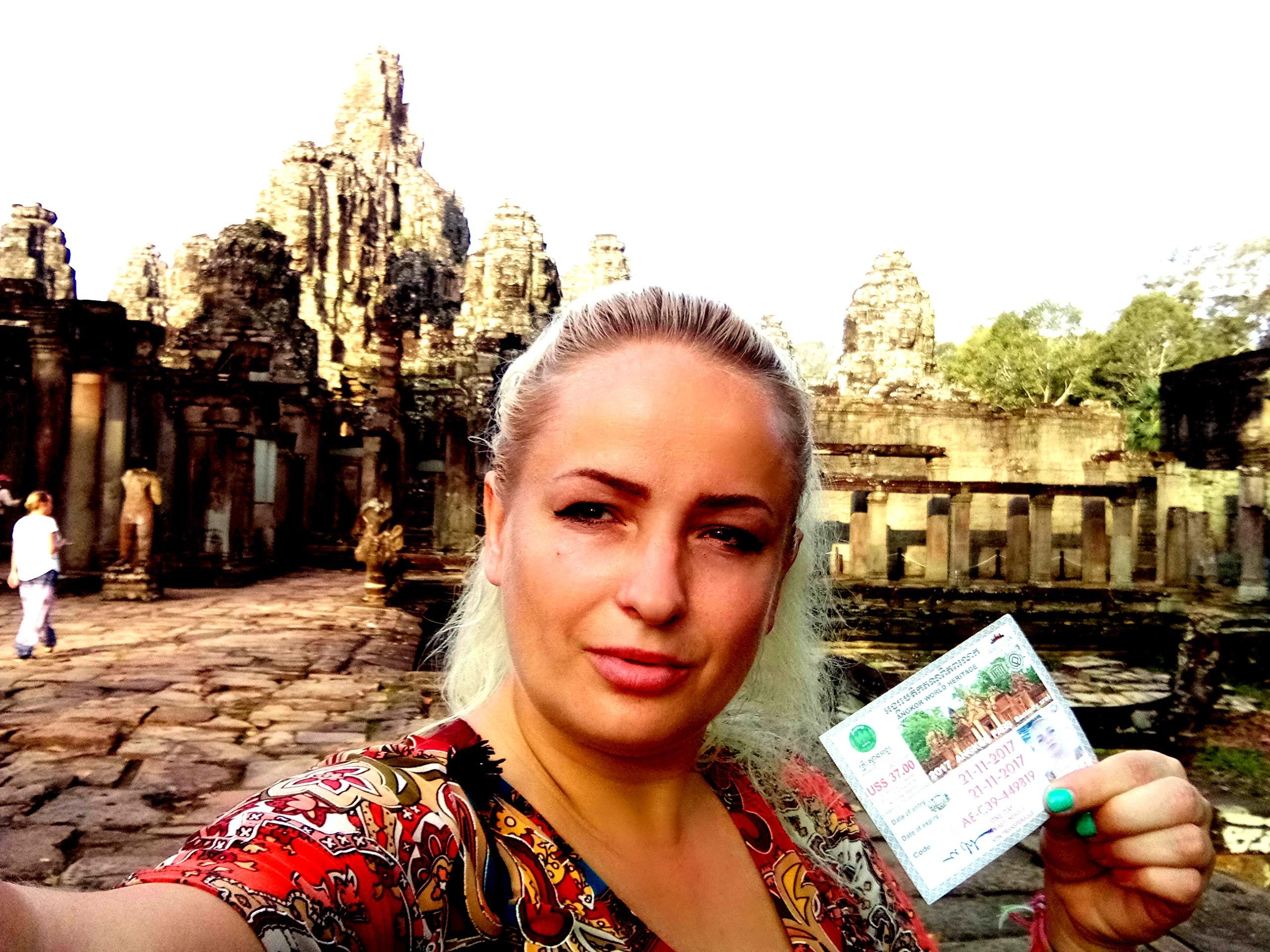 Елена Руденко (Валтея). Камбоджа. Ангкор. - Страница 2 LcR_XzBkj3M