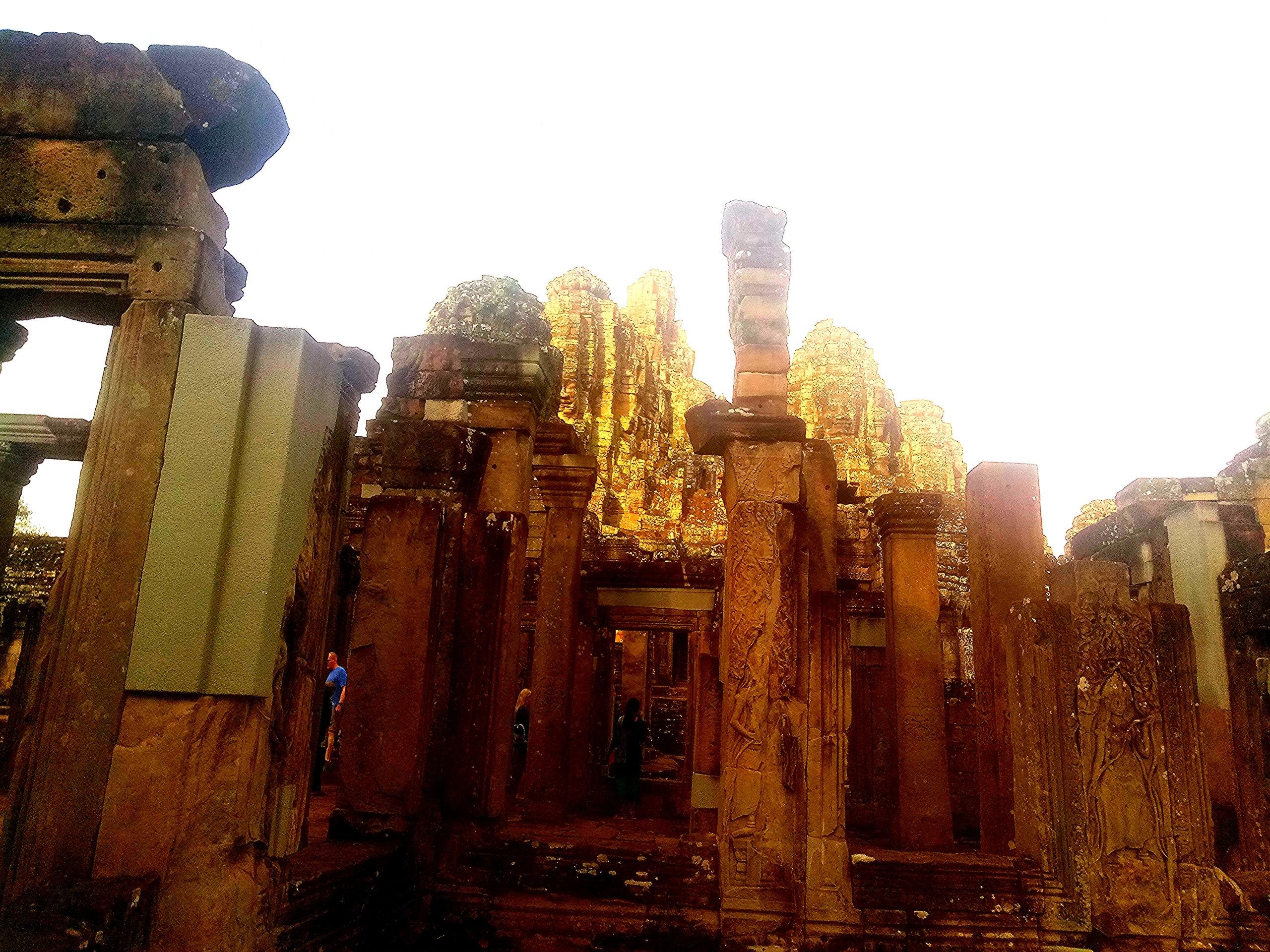 Елена Руденко (Валтея). Камбоджа. Ангкор. - Страница 2 TWx8RKHeO0Y