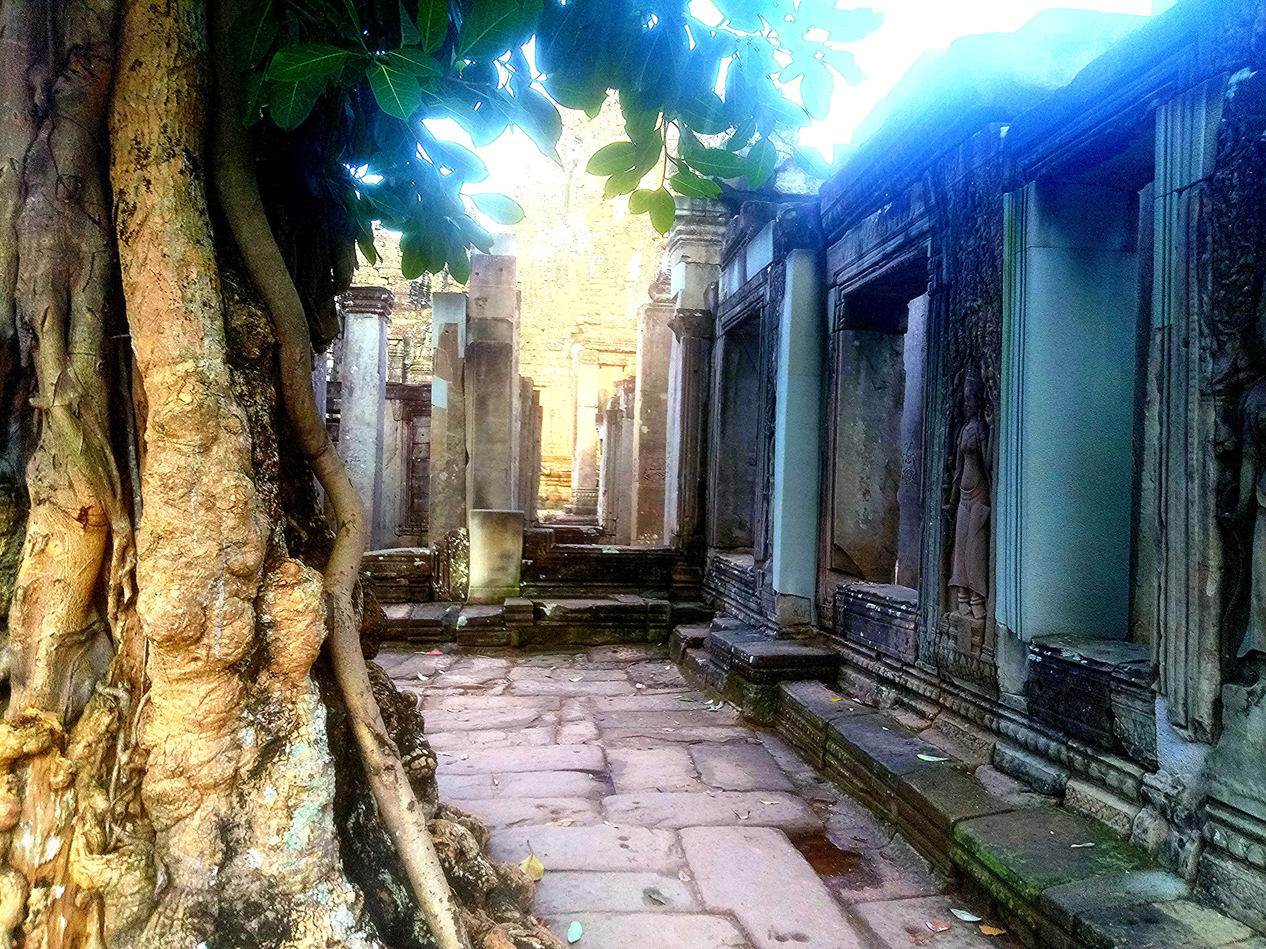 Елена Руденко (Валтея). Камбоджа. Ангкор. - Страница 2 Nrs3eN-d56I