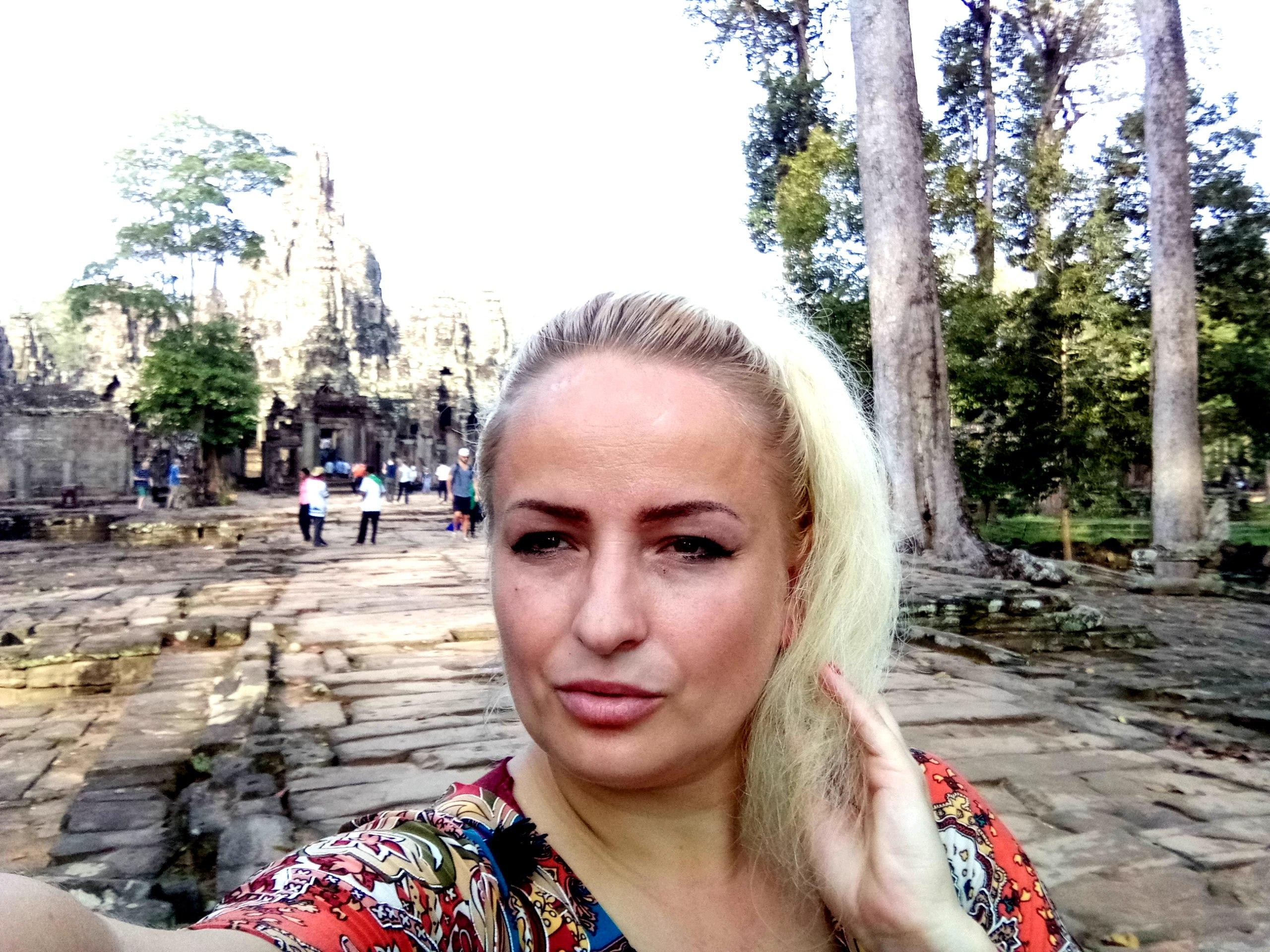 Елена Руденко (Валтея). Камбоджа. Ангкор. - Страница 2 QyIMfUTe9bU
