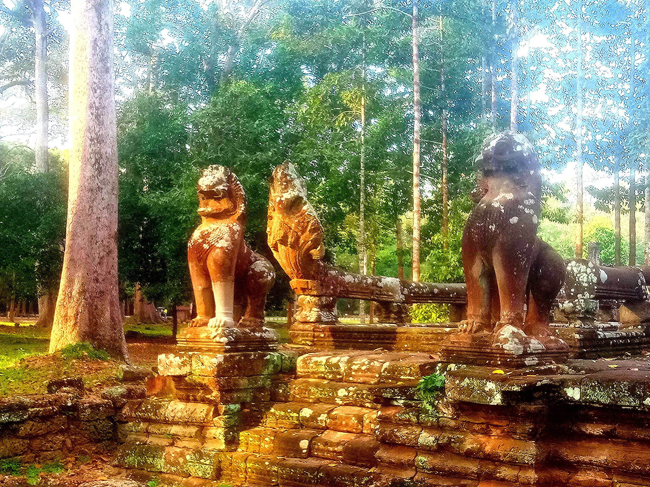 Елена Руденко (Валтея). Камбоджа. Ангкор. - Страница 2 _zUSSwZR92M