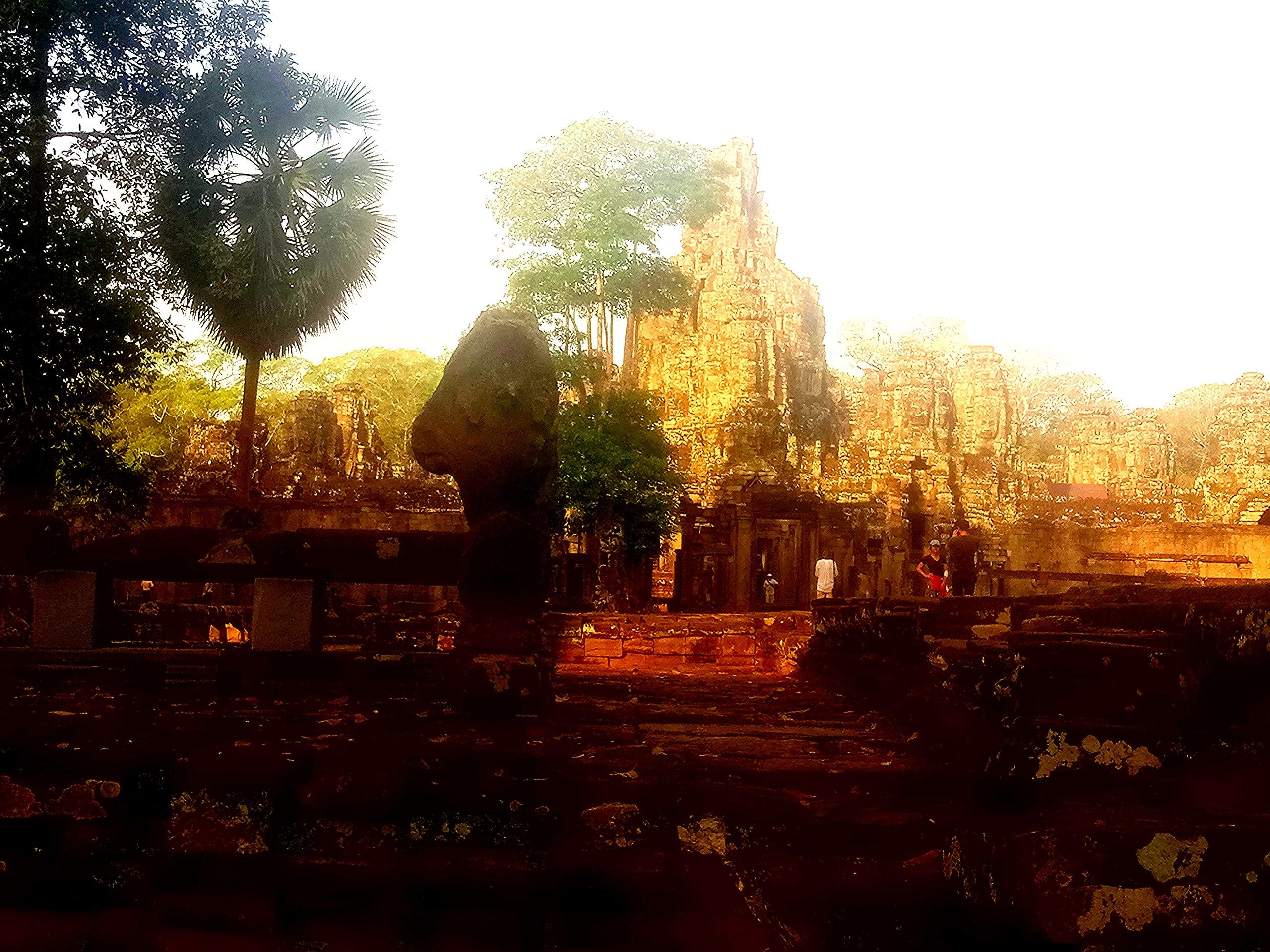Елена Руденко (Валтея). Камбоджа. Ангкор. - Страница 2 RD5ON3jEigA
